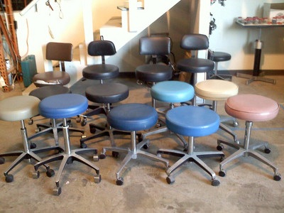 Doctor Stools $50-75.00